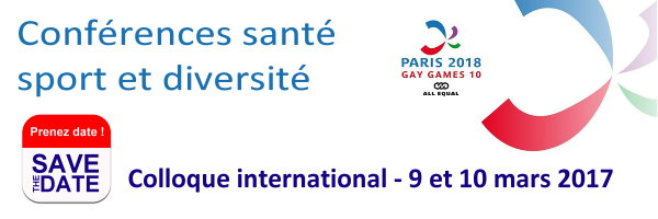 Colloque international Santé Sport Diversité