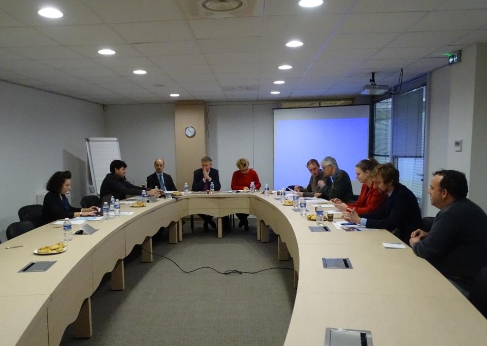 Comité de pilotage du fonds LGBT géré par Expertise France