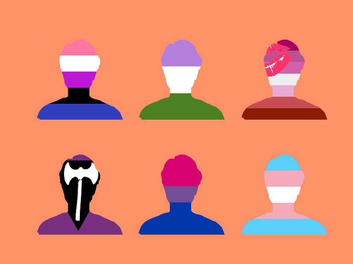 lesbiennes, bisexuelles, transidentité, transgenre, transsexuelles, femmes.